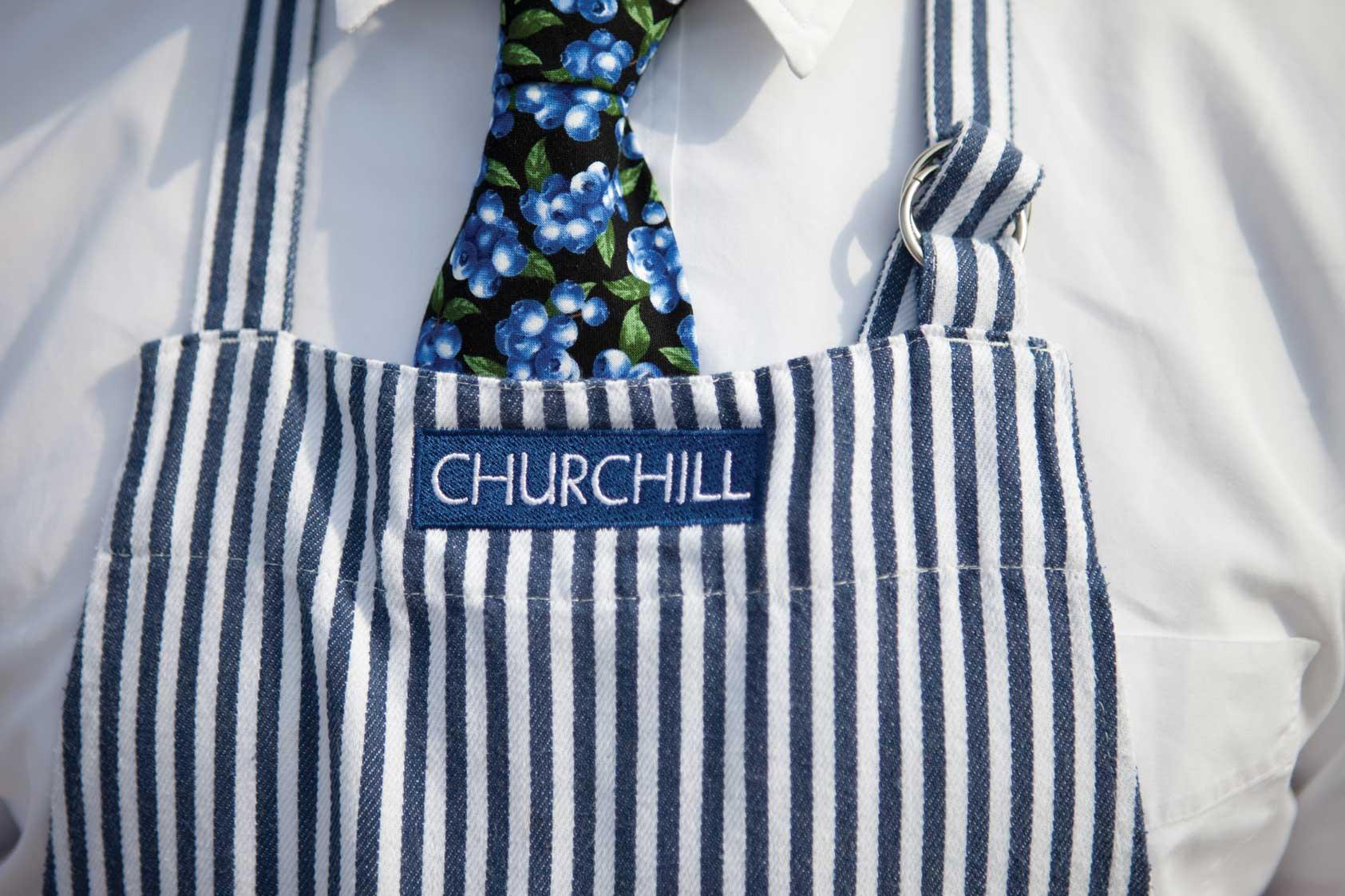 Churchill Events President Craig Williams